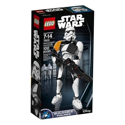 LEGO STAR WARS Stormtrooper «Commander 75531