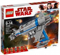 LEGO STARWARS 75189 First Order Heavy Assault Walker