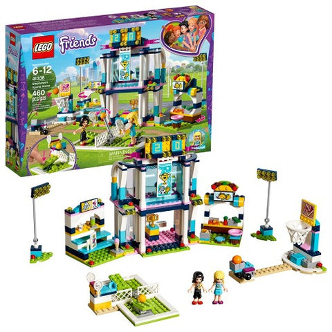 LEGO Friends 41338 Le centre sportif de Stephanie