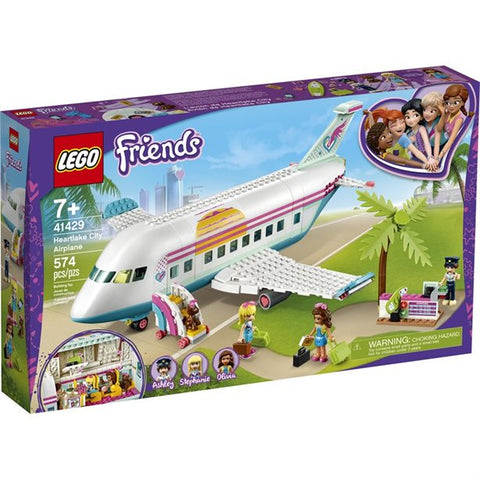 Lego Friends L'Avion de Heartlake City 41429