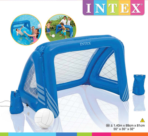 Intex Filet gonflable Jeu Piscine