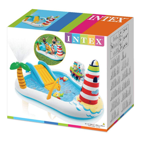 Piscine Jumbo gonflable 7pieds X 3pieds -Intex