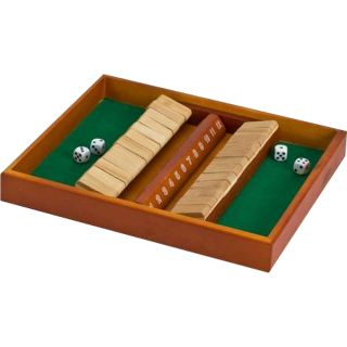 Jeu Shut the Box - Double Side 12
