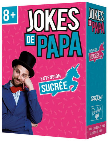 Jokes de Papa Extension Sucrée - 200 nouvelles jokes