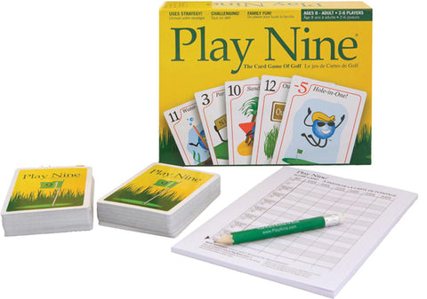 Jeu Play Nine