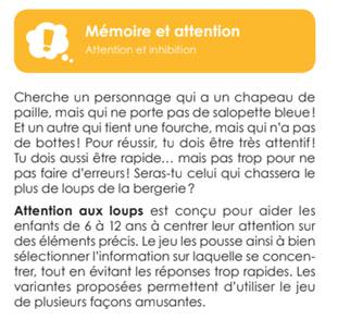 Placote Attention aux loups