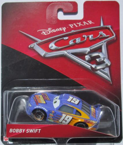 Cars3 Bobby Swift - Mattel