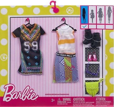 Barbie Ensemble Robe et ensemble 2 pieces