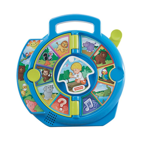 Fisher Price Le monde des animaux See n' Say