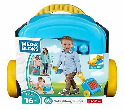 Fisher Price Mega Bloks Ma premiere valise 185054