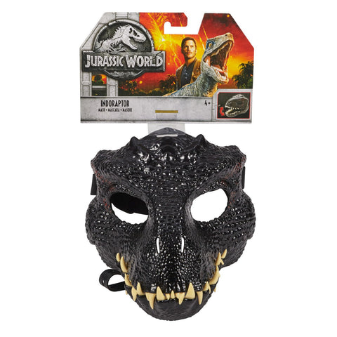 Dinosaure Masque Indoraptor - Jurassic World Mattel