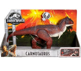 Jurassic World Carnotaurus Dinosaure Action Attack - Mattel