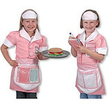 Costume de serveuse ou Waitress - Melissa & Doug