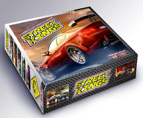 Jeu Street Kings Voitures tuning