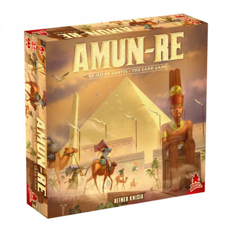 Jeu Amun-Re - Super Meeple