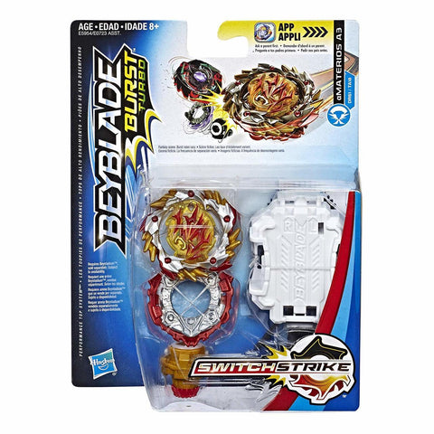 Beyblade A3 Materios Switchstrike E5954