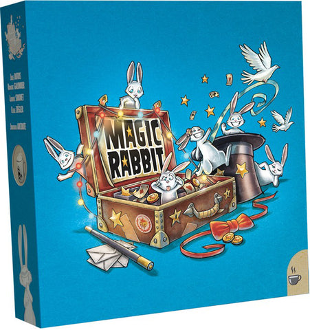 Jeu Magic Rabbit