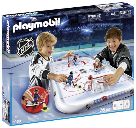 Playmobil NHL Patinoire de hockey 5068