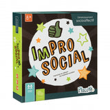 Impro Social - Developpement socioaffectif - Placote