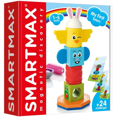 Smartmax Magnetic discovery My First Totem 250425