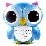 Nouveau Hibou Jumbo Squishy - Kawaii Soft and Slow rising Owl