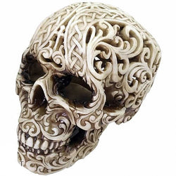 Celtic Decadence skull