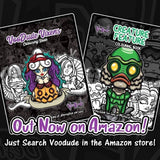 Voodude design colouring books. Choice of three.