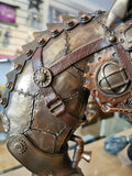 Equus Machina. Steampunk horse