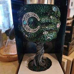 Tree of life goblet.