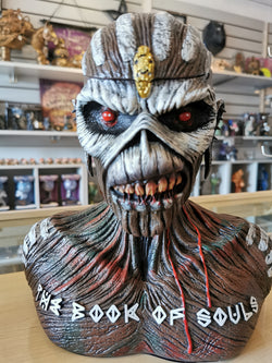 Iron Maiden 'The Book of Souls' Bust Box