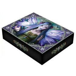 Mystic Aura jewellery box - Nemesis Now