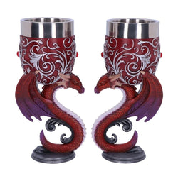 Dragons Desire Goblets
