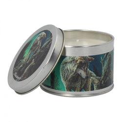 Guidance Tin Candle - Rose Geranium