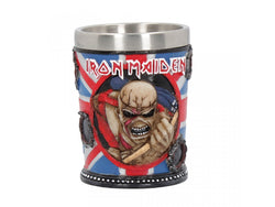 Iron Maiden Shot Glass