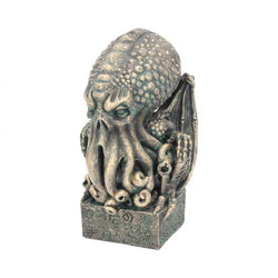 Cthulhu Figurine H P Lovecraft Squid Octopus Ornament