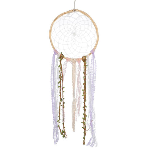 Woodland dream catcher. 30cm