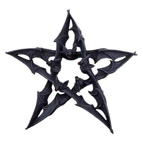 Dark Colony pentagram.