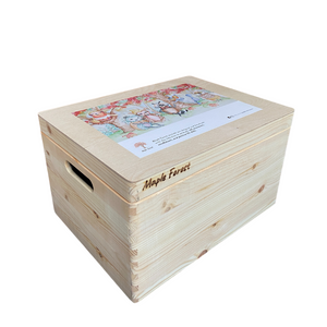 Limited Edition Houten Koffer