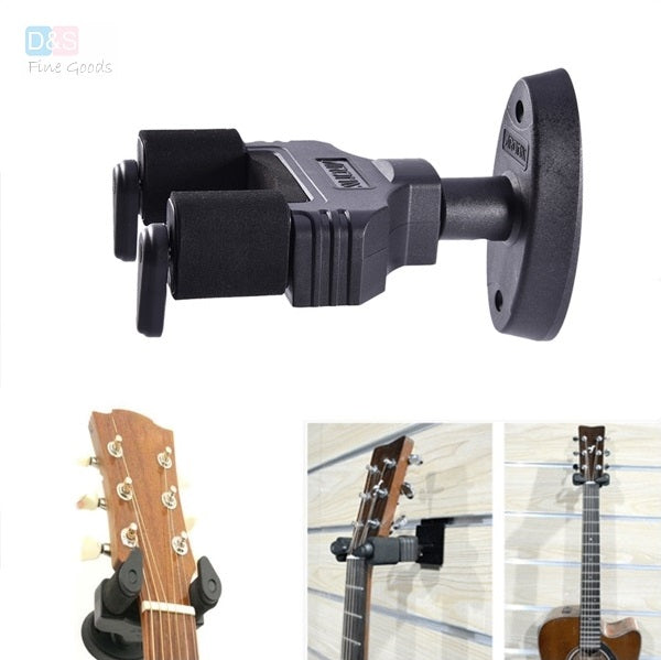 Locking Guitar Wall Hanger