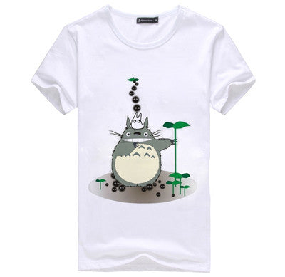 Totoro Cute Kawaii Short Sleeve T-Shirt V10