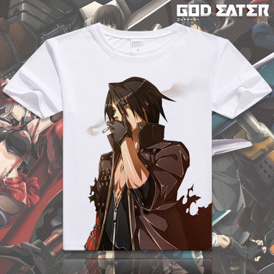 God Eater Short Sleeve Anime T-Shirt V16