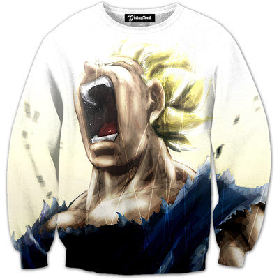 Dragon Ball Z Anime Sweatshirt V5