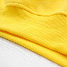 One Piece Yellow Winter Hoodie