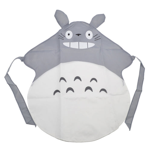 Totoro Cute Kawaii Kitchen Apron