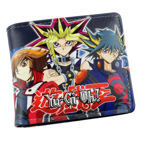 Yu-Gi-Oh! Duel Monsters Short Style Anime Wallet
