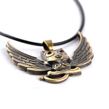 Fairy Tail Anime Pendant Necklace Flying