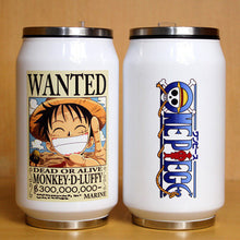 One Piece Anime Luffy Stainless Steel Cup Mug