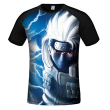 Naruto Anime Casual Summer T-Shirts (21 Styles)