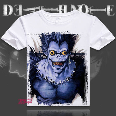 Death Note Short Sleeve Anime T-Shirt V11