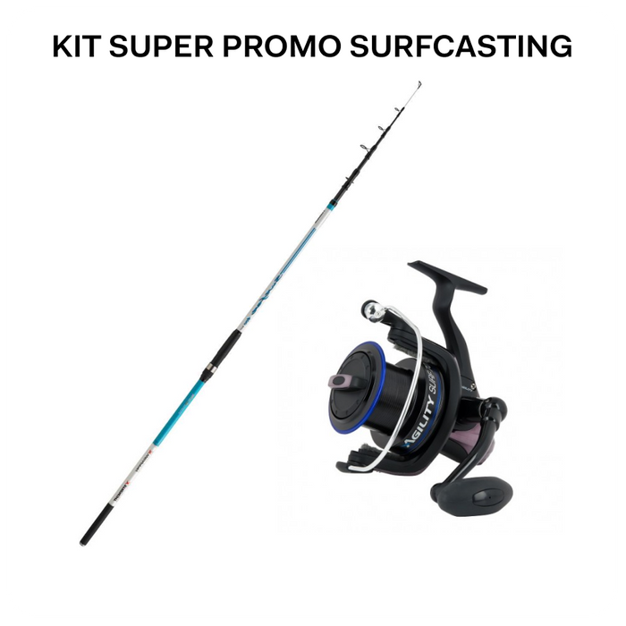 Surfcasting Kit by AZ Shop